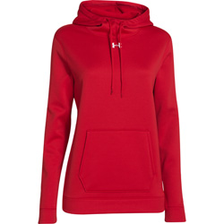 UA Storm Armour Fleece Womens Hoody