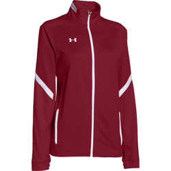 UA Qualifier Women's Warm Up Jacket