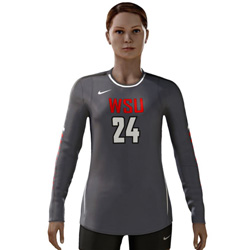 Nike Speed Strike Digital L/S Jersey