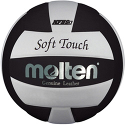 Molten Soft Touch NFHS Stamped