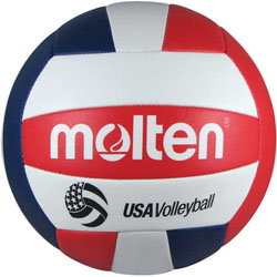 Molton Camp Volleyball