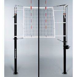 Volleyball Standards and Net Only System